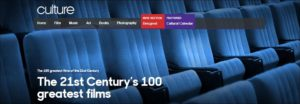 動画配信サービスの作品選びに困ったときのおすすめ映画は「アカデミー賞受賞・ノミネート作品」と英国BBC「21世紀の最も偉大な映画 ベスト100」から選ぶ!