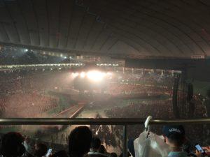 2016年9月19日・20日に開催したベビメタ東京ドーム公演
